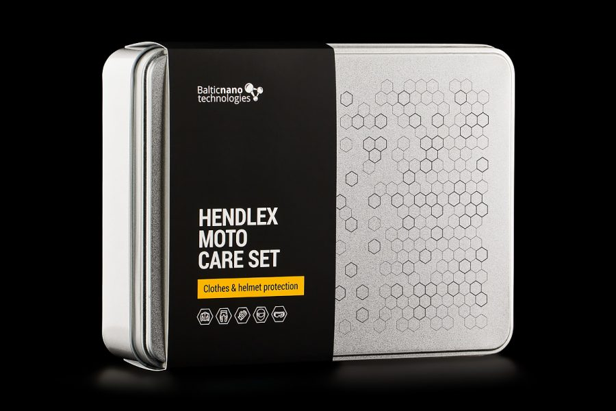 HENDLEX MOTO CARE SET – CLOTHES & HELMET PROTECTION