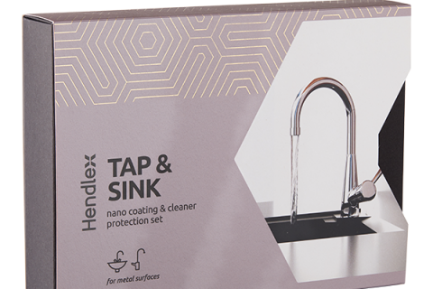 TAP AND SINK PROTECTION SET